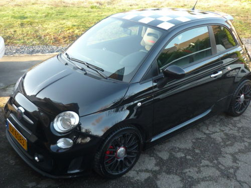 fiat 500 abarth 134 cv luxtop occasions. Black Bedroom Furniture Sets. Home Design Ideas